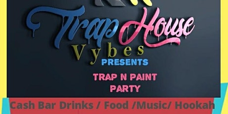 The Trap Paint Sip Party tickets