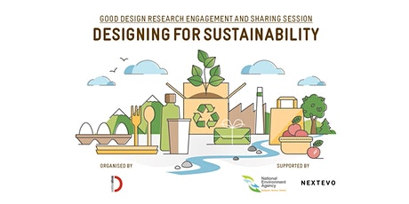 Designing for Sustainability tickets
