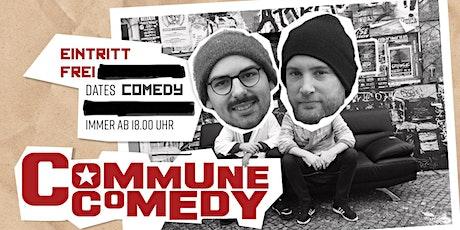 Commune Comedy #5 **Freier Eintritt** Deutsche Standup Comedy Tickets