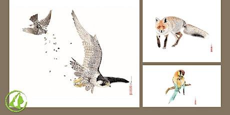 Exposition « Depoils,de plumeset d'écailles» par Benoît Lujan billets