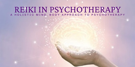 Reiki in Psychotherapy tickets