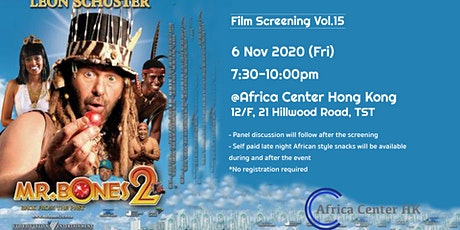 Film Screening Vol.15 | Mr. Bones 2 tickets