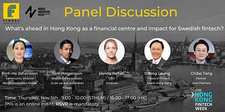 Findec Panel Discussion tickets