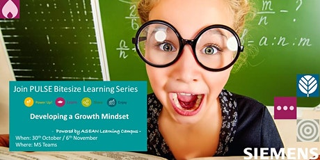 Developing a Growth Mindset tickets