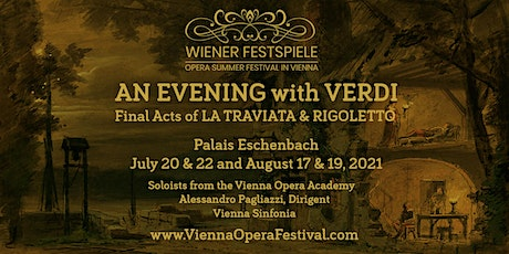 An EVENING with VERDI - Konzertante Version tickets