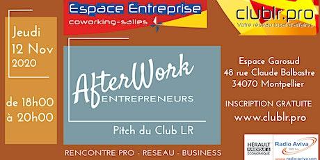 Afterwork Entrepreneur Novembre billets