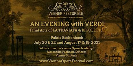 An EVENING with VERDI - Konzertante Version Tickets