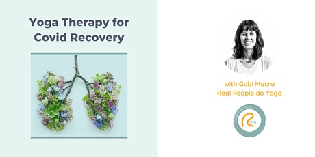 Yoga Therapy for Covid Recovery & Long Covid tickets