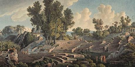 Trésors de Richelieu, Les vues d'Italie et d'Orient par les frères Piranèse billets