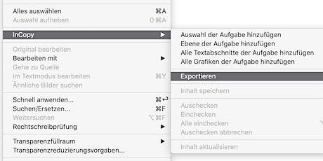 IDUGHH #34: InDesign & InCopy – gemeinsam an Projekten arbeiten Tickets