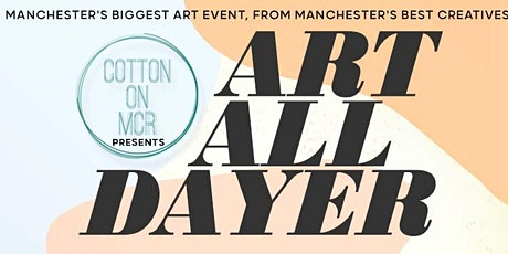Cotton On MCR: Art All-Dayer tickets