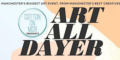 Cotton On MCR: Art All-Dayer tickets