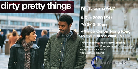 Film Screening Vol.17 | dirty pretty things tickets
