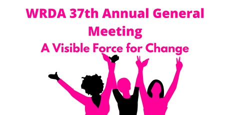 WRDA 37th Annual General Meeting tickets