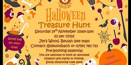 Halloween Treasure Hunt tickets