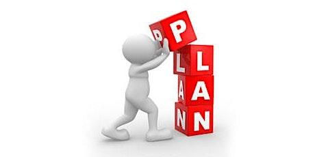 Webinar Emplea:  Haz que pase y crea tu propio plan de acción. boletos