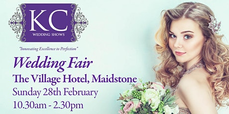 The Village Hotel Wedding Show - POSTPONED DUE TO COVID - 19 GUIDELINES tickets