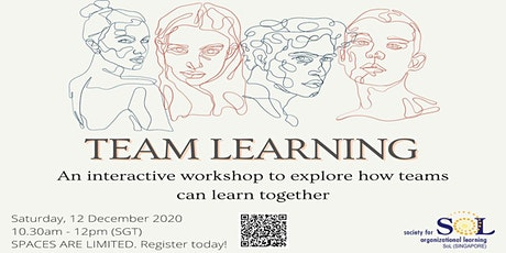 Organisational Learning Workshop Series - Team Learning tickets
