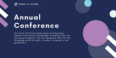 Form the Future's Annual Conference 2020 tickets
