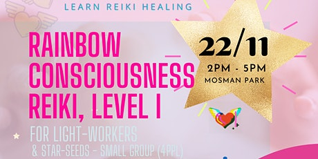 Cosmic Reiki, Level I  for Lightworkers tickets