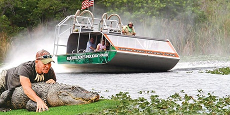 EVERGLADES AIRBOAT TOUR | FROM MIAMI tickets