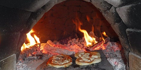 Pizza Making in the Cob Oven tickets