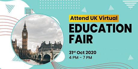 UK Education Fair tickets