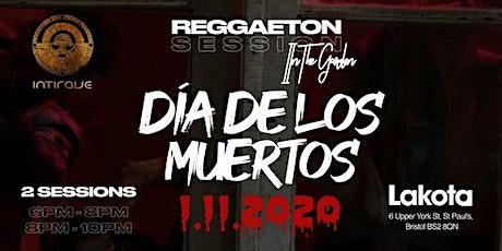 Intirave: El Dia de Los Muertos tickets
