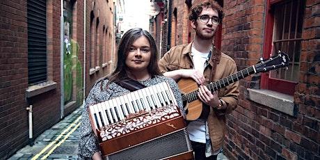 Brendan Kerr and Catriona Gribben - Irish Trad Performance tickets