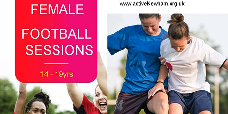 FREE FEMALE FOOTBALL FUN SESSIONS tickets