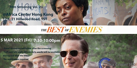 Film Screening Vol.23 | The Best of Enemies tickets