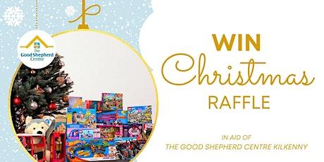 Win Christmas Raffle tickets