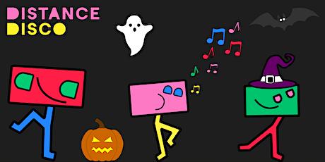Halloween Disco tickets