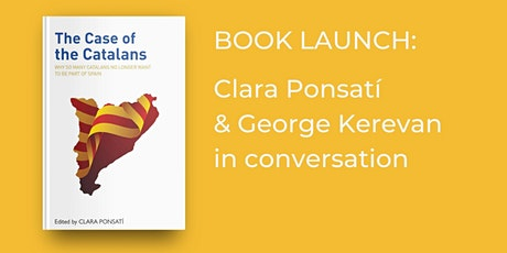 Case of the Catalans: Clara Ponsatí in conversation with George Kerevan tickets