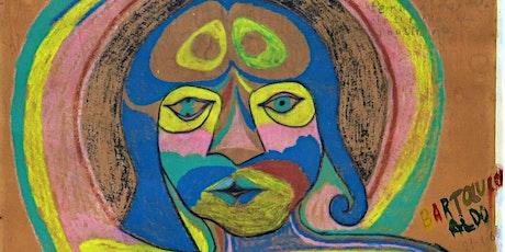 Robe da matti. Opere d'arte degli internati nel Manicomio di Rieti 1960-'80 biglietti