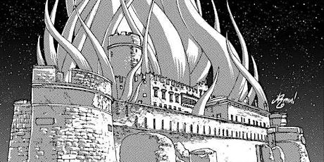 TALES OF AN IMAGINARY DEADMAN ✹ due librerie a fumetti biglietti