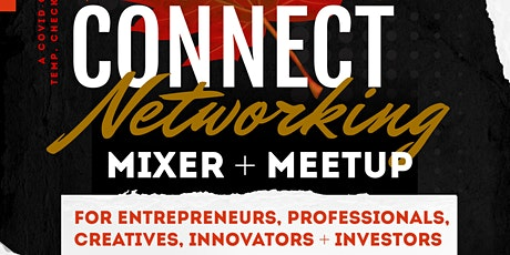 CONNECT Fall Networking Mixer and Meetup tickets