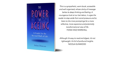 The Power of Ageing  - Book Launch with Guests tickets