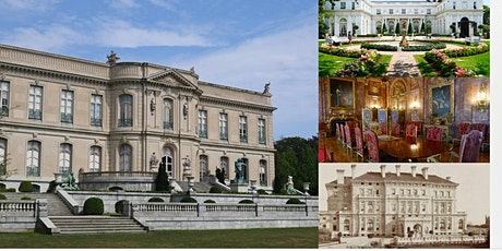 Splendor by the Sea: Newport Mansions of the Gilded Age Interactive Webinar tickets