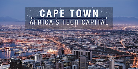 Global Tech Positioning of Cape Town and Western Cape tickets