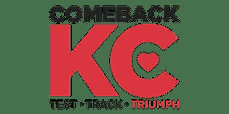 Comeback KC Community Listening Session tickets
