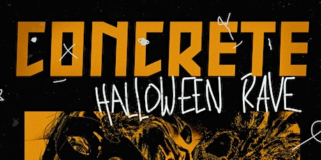 Concrete Halloween Backyard tickets