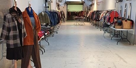 Private Shopping by De Vintage Kilo Sale 31 okt  11.30/13 uur tickets