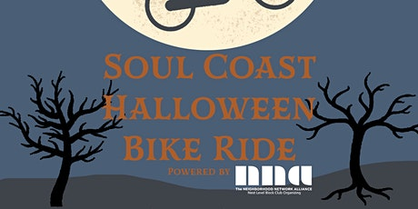 Soul Coast Halloween Bike Ride tickets