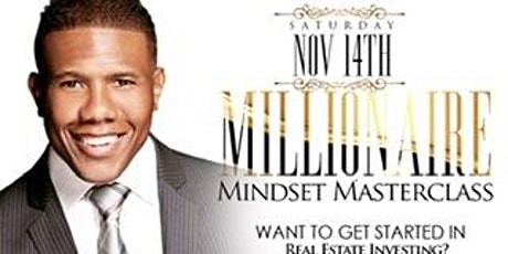 Copy of MILLIONAIRE MINDSET MASTER CLASS tickets