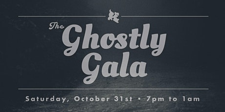 The GLP Ghostly Gala tickets