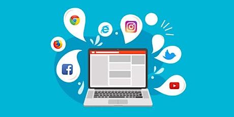 Atelier informatique : B.a-ba d'Internet billets