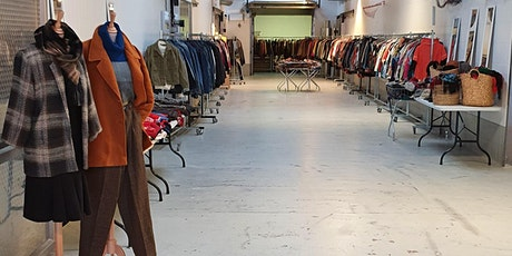 Private Shopping by De Vintage Kilo Sale 31 okt 14.30/16 uur tickets