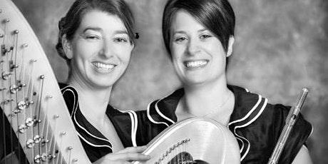 Topaz Flute and Harp Duo  11.15am tickets