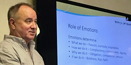 Emotions-Centered Coaching Course with Dan Newby_Saturday, March 6th Start tickets